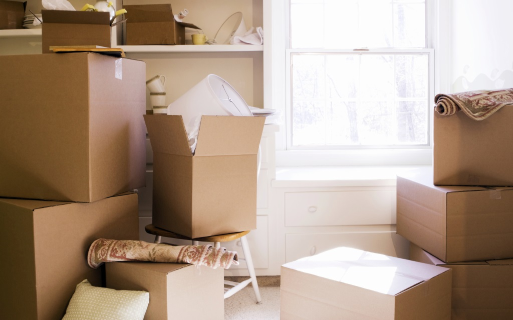 Moving day: Nine tips for a stress-free house move