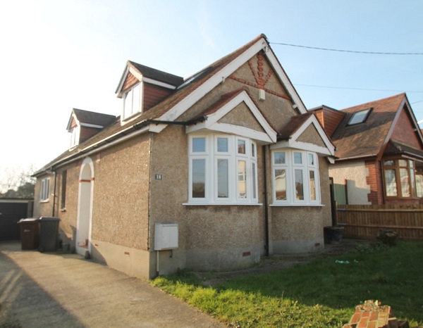 Chelmsford bungalow