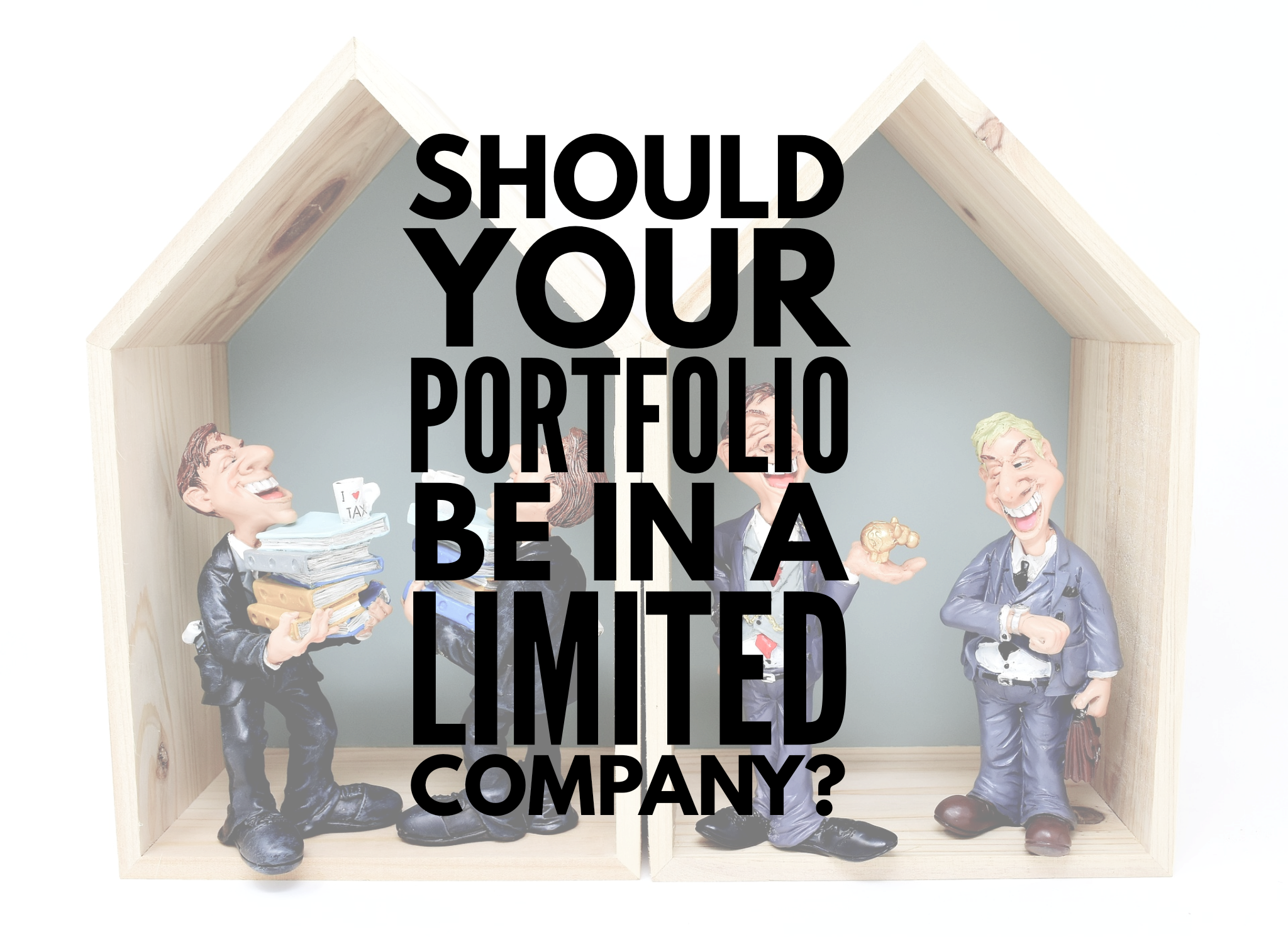 Landlord tax relief: Is a limited company right for your portfolio?