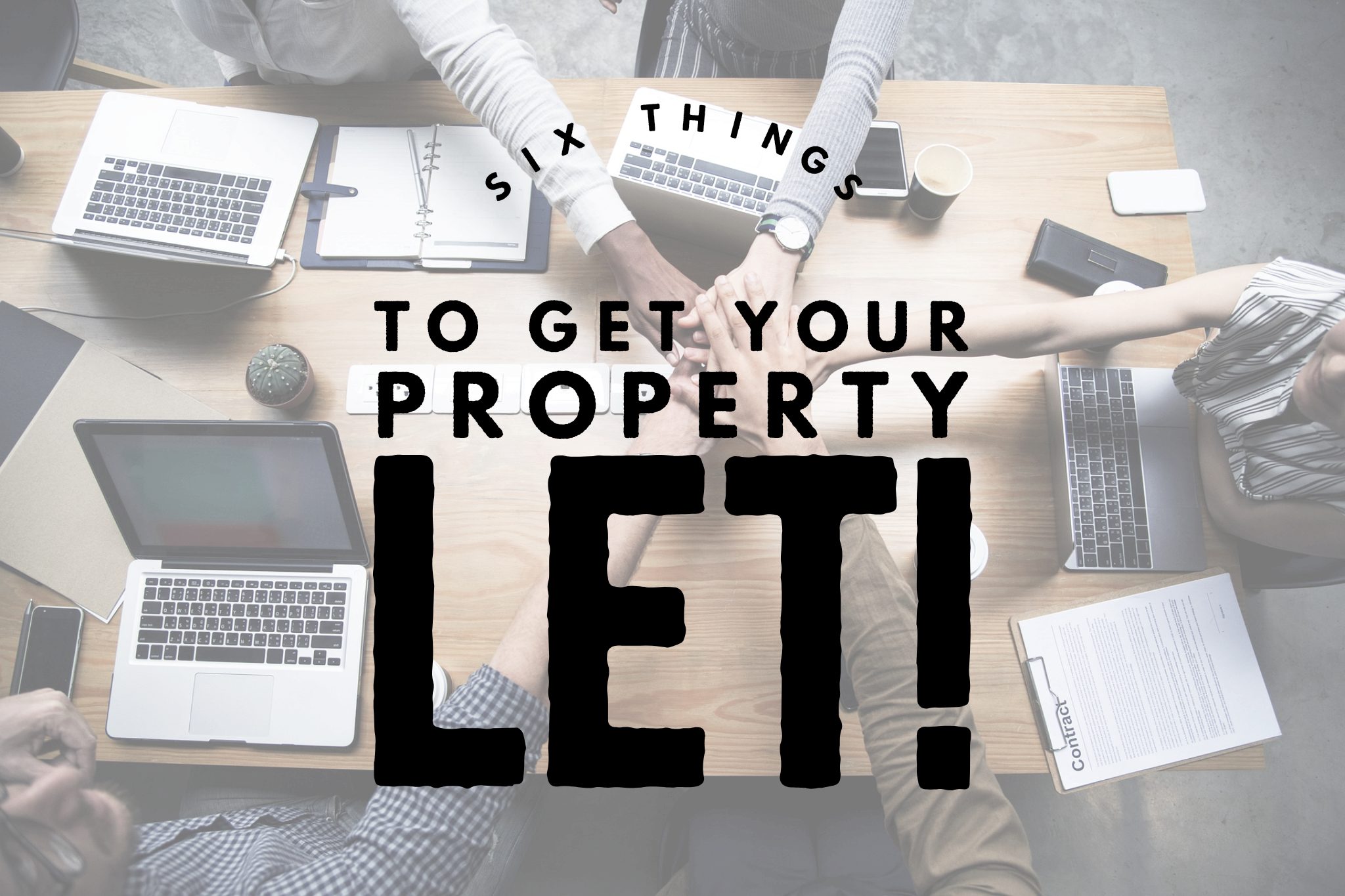 My property won't rent: Okay, here are six things you can do