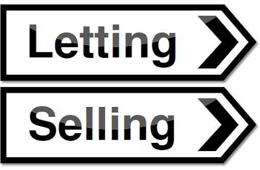 Letting and selling 2