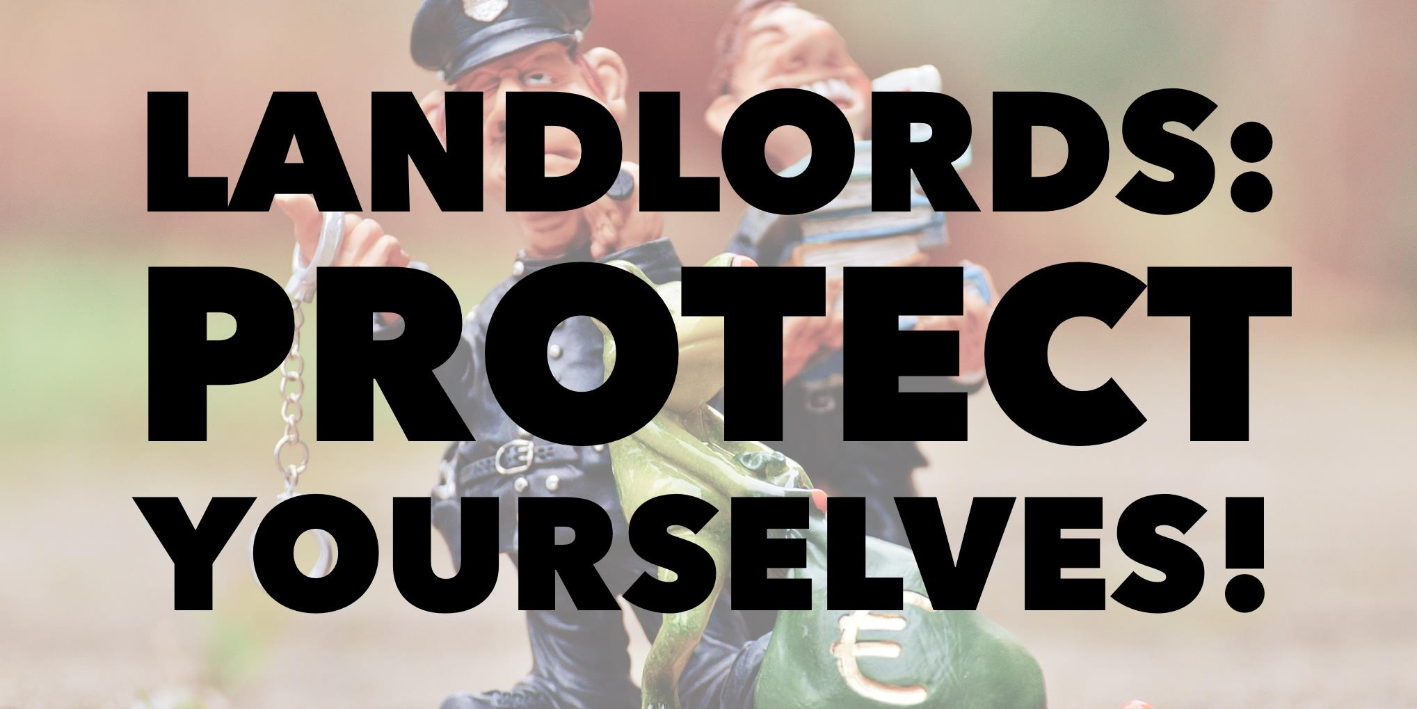 Don't get caught out: How to protect yourself from landlord scams